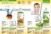 Aloe Vera Drinks Peach