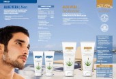 Aloe Vera Men & Tan Booster