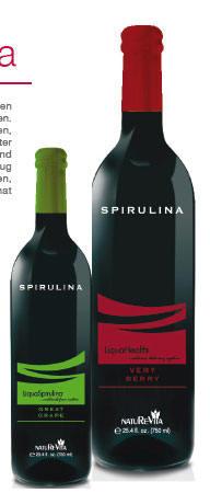 SPIRULINA-Liqua